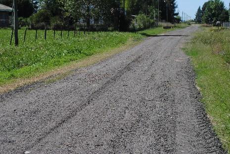 Arreglos y acondicionamiento de caminos