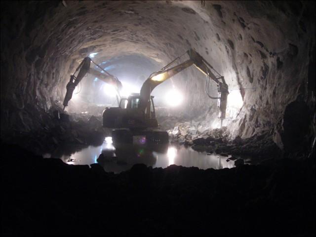 Excavacion de sótanos